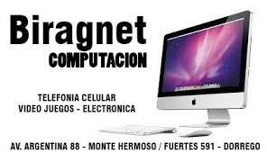 Biragnet Computación